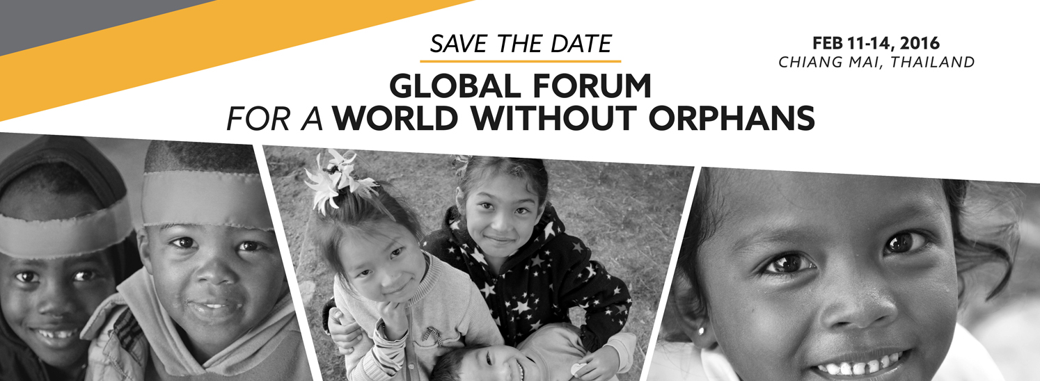 Global Forum For A World Without Orphans